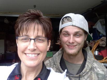 Mom n Cody