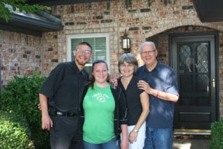 Taylor n family