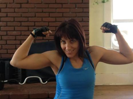 trudi muscles